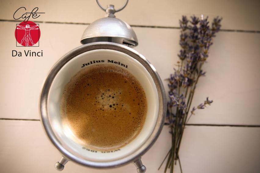 Zeit Uhr Kaffee Bild - Montage