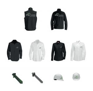 Arbeitsbekleidung von Jacken bis Hemden mit Firmenlogo