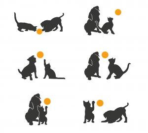Branding-Design Tierarzt Tiere