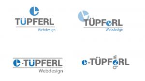 Ein Logo Vorschlag für einen Webseiten Designer