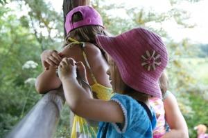 Kinder und Babyfotografie, mit vollem Interesse an der Tierwelt.