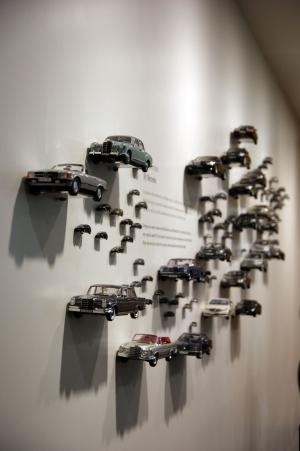 Verschiedene Automodelle über Generationen