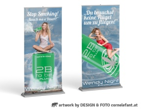 Wendy Night Produktfotografie - Roll Up